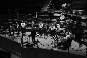 Kopersectie van het Koninklijk Concertgebouw Orkest naar Maastricht