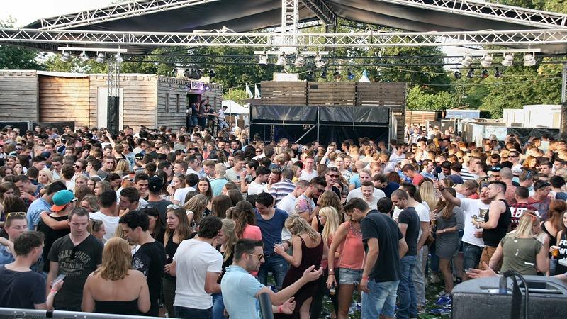 Zum Schluss festival in Someren-Eind trekt 2.500 bezoekers