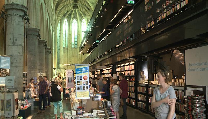 Dominicanen Boekhandel 2