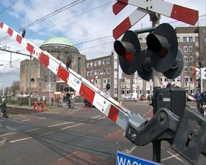 Aanpak chaos spoorwegovergang