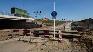 Vanaf mei weer fietsend of lopend over Noorderbrug