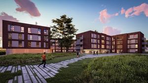 Nieuwe woonunits op Hotelschool-campus