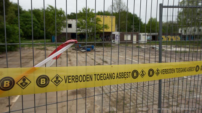 krakers Marienwaard asbest_Ronald van den Hoven / RTV Maastricht.
