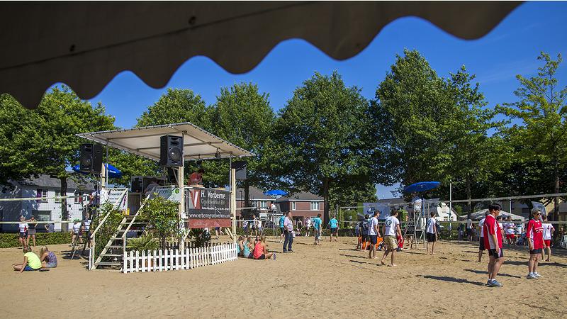 23e Beachvolleybalfestijn in Heusden