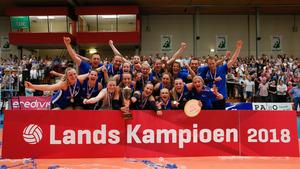 Sliedrecht Sport pakt na Supercup en beker ook de titel