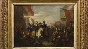 Burgemeester kiest schilderij uit Stadscollectie Tilburg