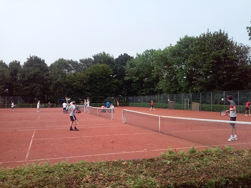 Tennis Hazendans