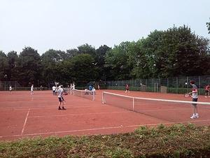 Tennismaatje via de Buddy-app