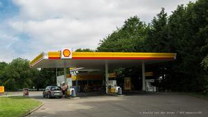 Actie tegen mores Shell