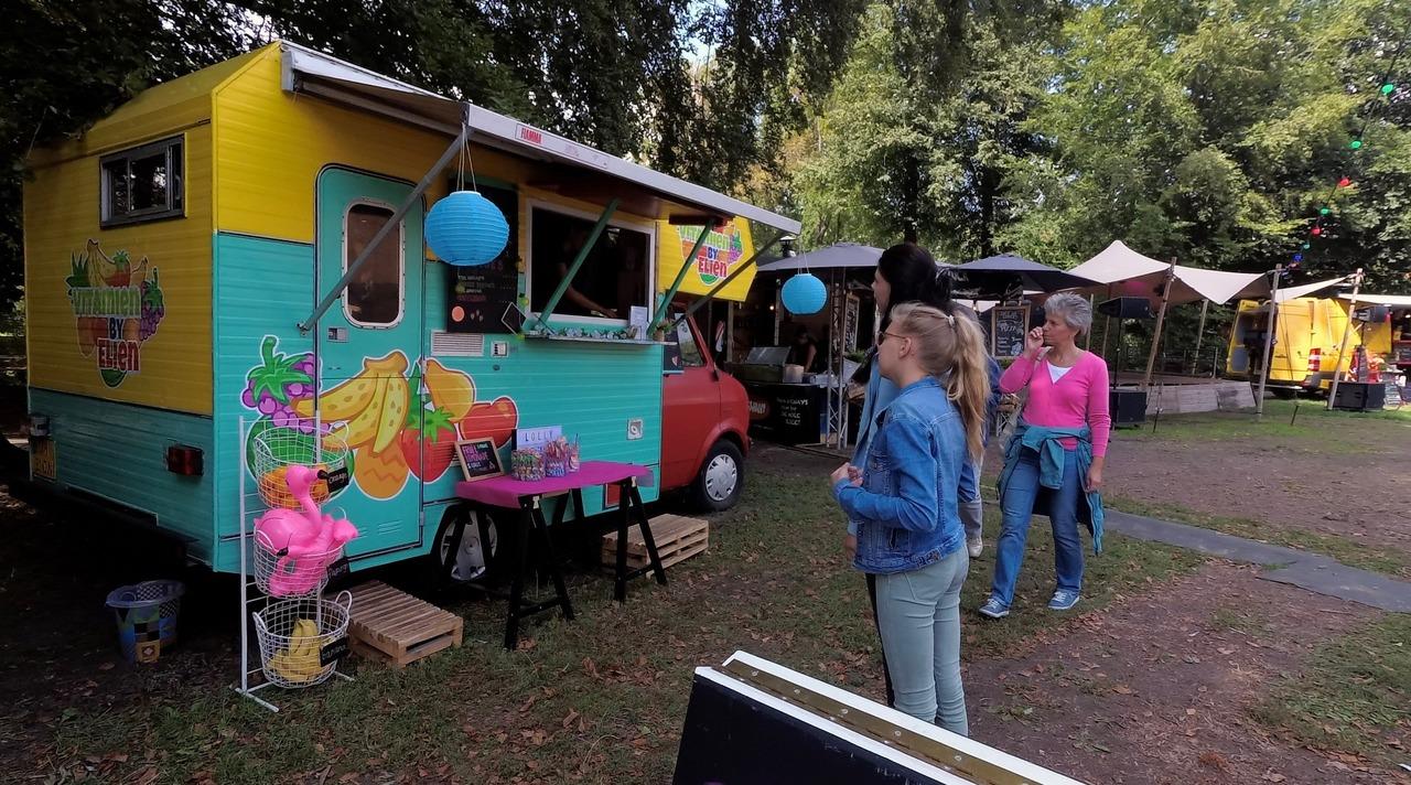 Foodfestival Eten Op Rolletjes Weer Terug In Zeist Slotstad Zeist
