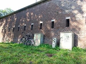 Renovatie voor vestingwerk Fort Willem