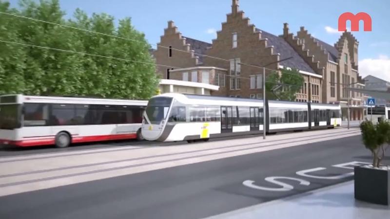 Tram Maastricht Hasselt