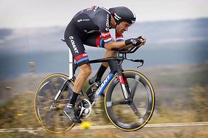 Dumoulin niet in Ronde van Spanje