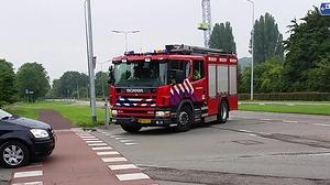 Nu ook stankoverlast door afvalbrand in Luik