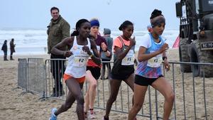 Ethiopier wint Halve Marathon Egmond