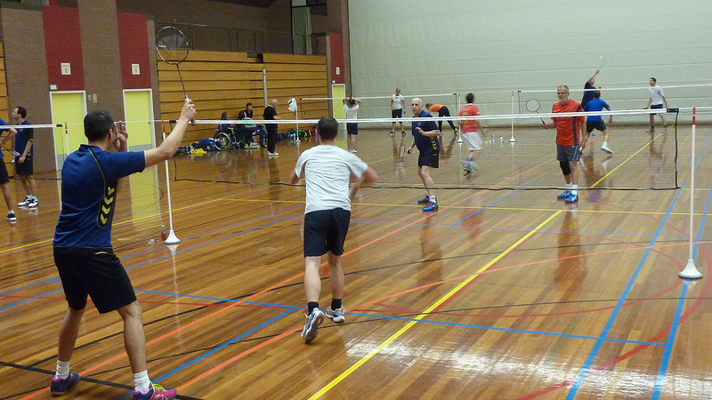 Maxi-Maxitoernooi Badmintonclub Someren