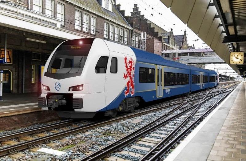 Arriva trein