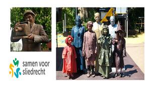 28 september – 'Living Statues and Art Festival' op de Kerkbuurt
