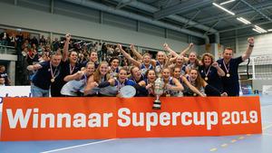 Supercup weer voor Sliedrecht Sport Dames 1