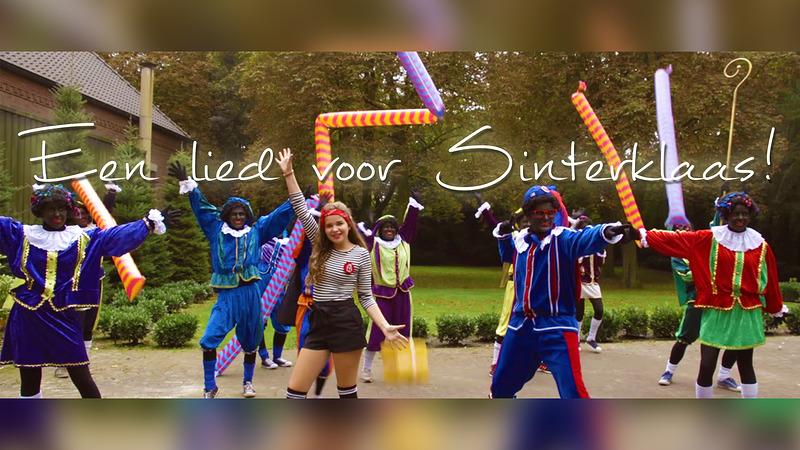 'Een lied voor Sinterklaas!' met Diede en Peejay (+ VIDEO)