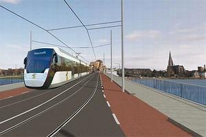 Petitie tegen tram en vóór trein ongeldig verklaard