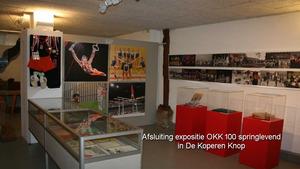 Afsluiting expositie OKK 100 springlevend in De Koperen Knop