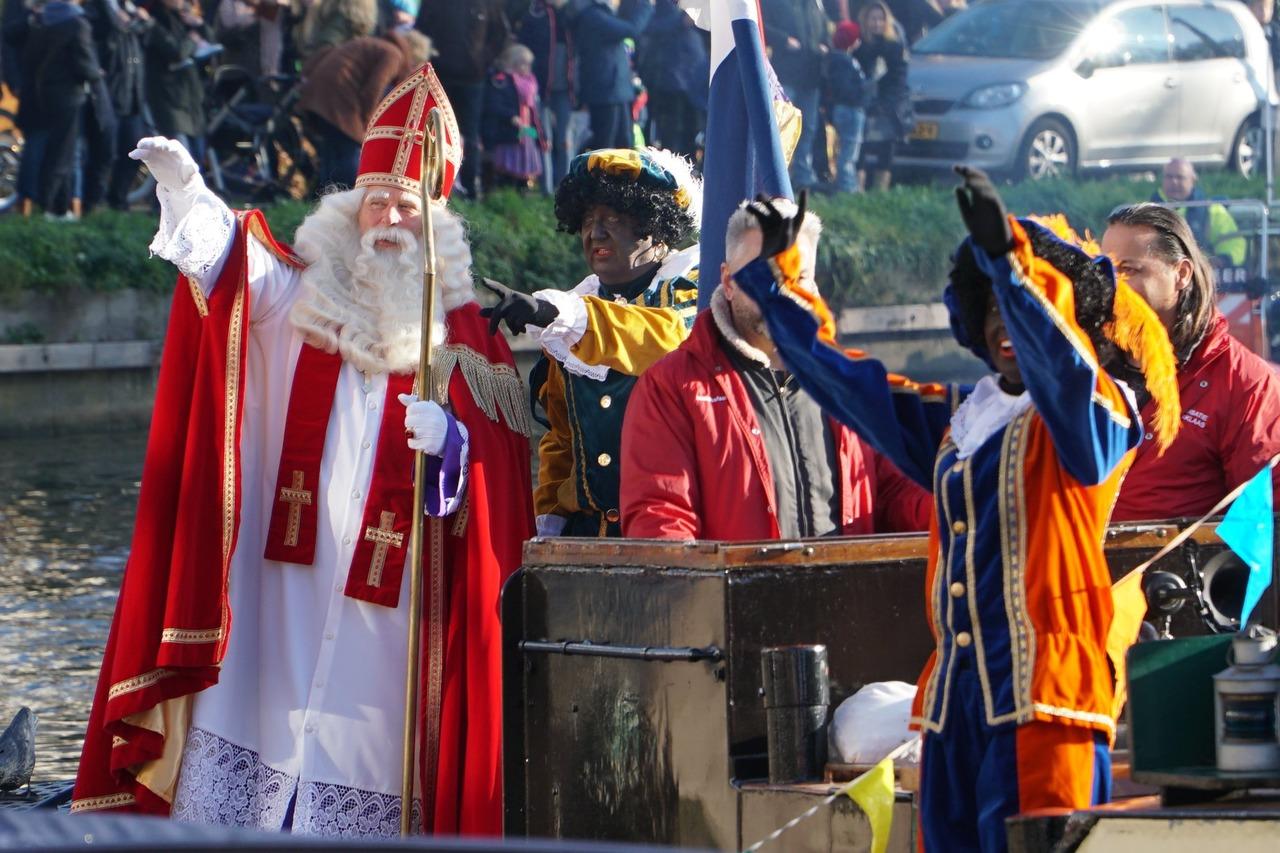 Sinterklaas nadert Maarssen - Glutenvrije Piet - oproep voor veilige vaartocht - RTV Stichtse Vecht