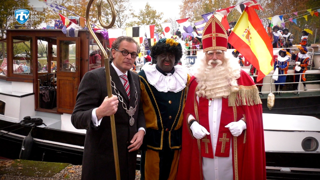 Grandioze Sinterklaasintocht Maarssen - RTV Stichtse Vecht