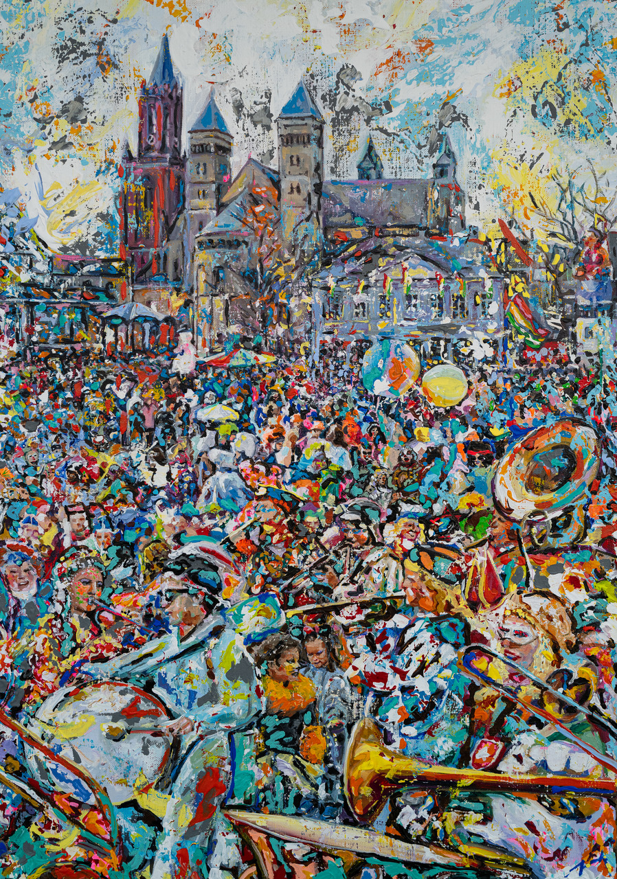 Maastrichtse Carnavalsposter 2020