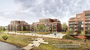 Hardinxveld een volgende stap voor nieuwbouw IJzergieterij