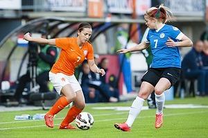 Maastrichtse speelt mee in EK voetbal