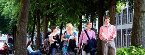 Buitenlandse studenten blijven niet