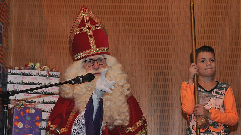 Intocht Sinterklaas in Heusden