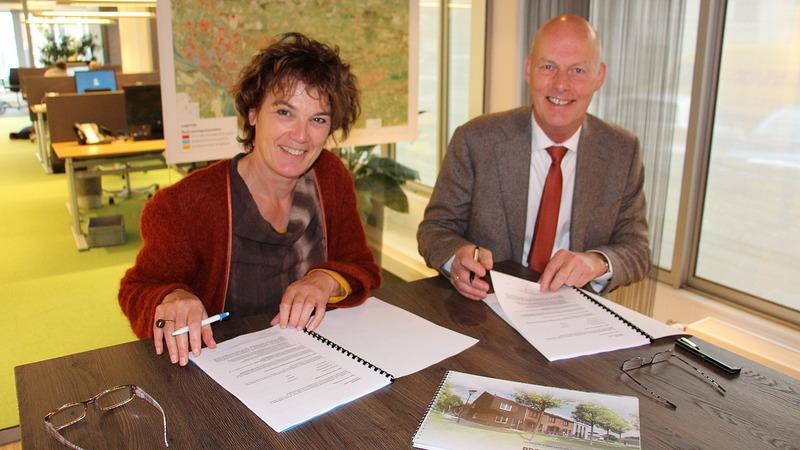 Start bouw 44 huurwoningen in Rivierenwijk