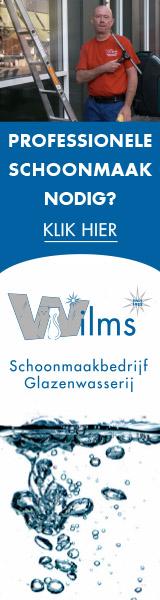 banner Wilms schoonmaak
