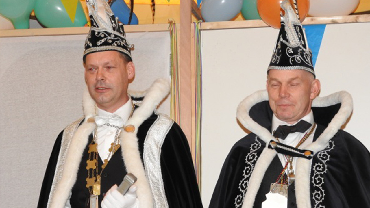 Eric Nagel prins van carnavalsvereniging De Keijepaol - SIRIS.nl
