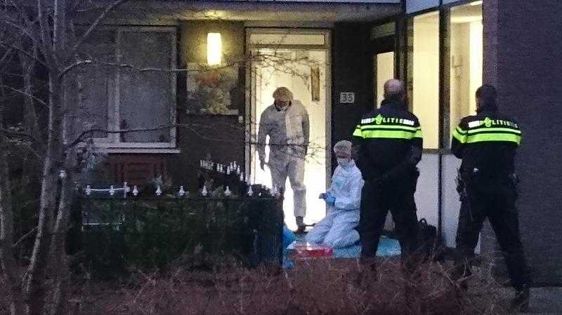 Politie zoekt getuigen brute overval Botterstraat