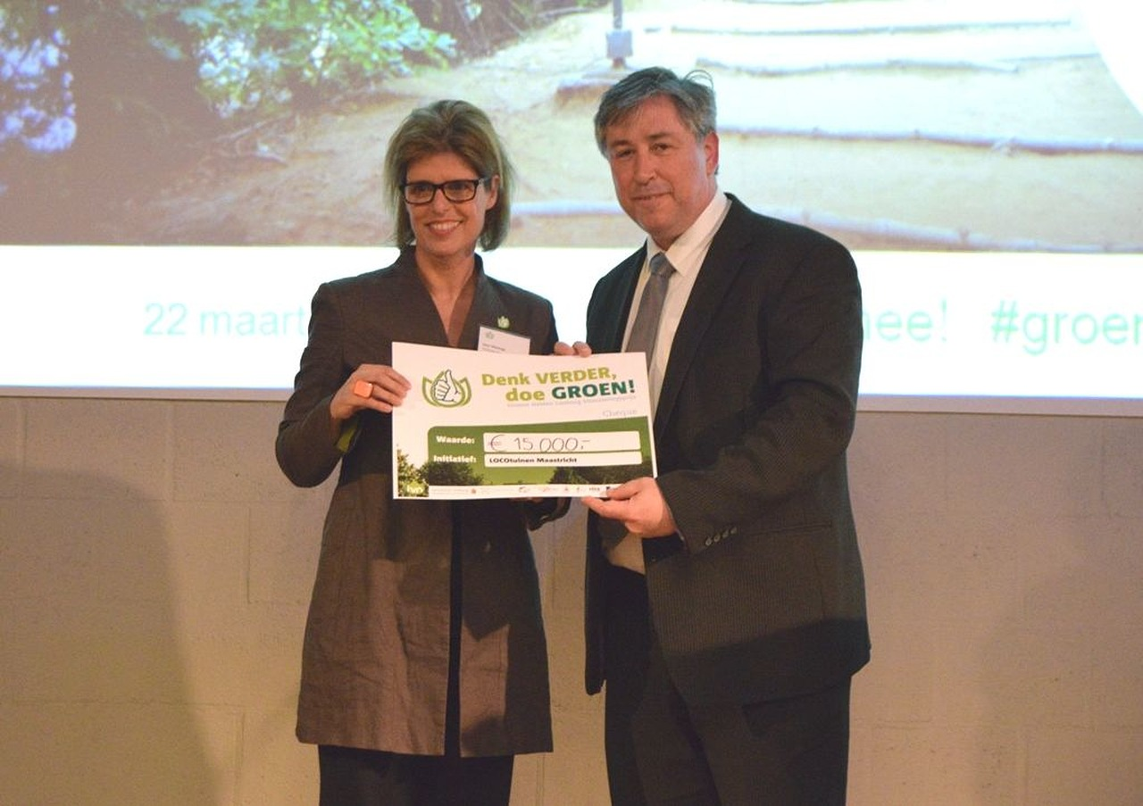 Provinciale Prijs Voor Locotuinen Rtv Maastricht