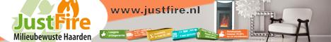banner Just Fire