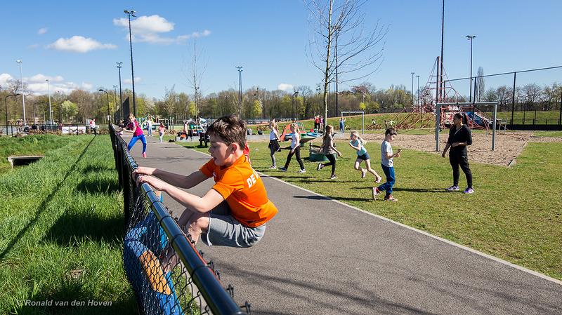 sportweek kinderen sport