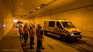 Storingen tunnel verholpen