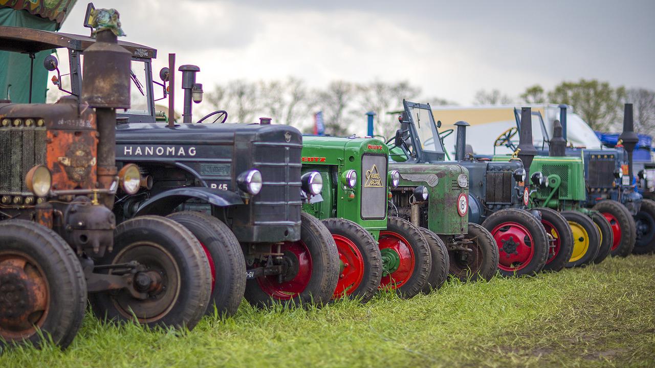 Lezing over landbouwgeschiedenis bij de vonder - Huisarts klok ...