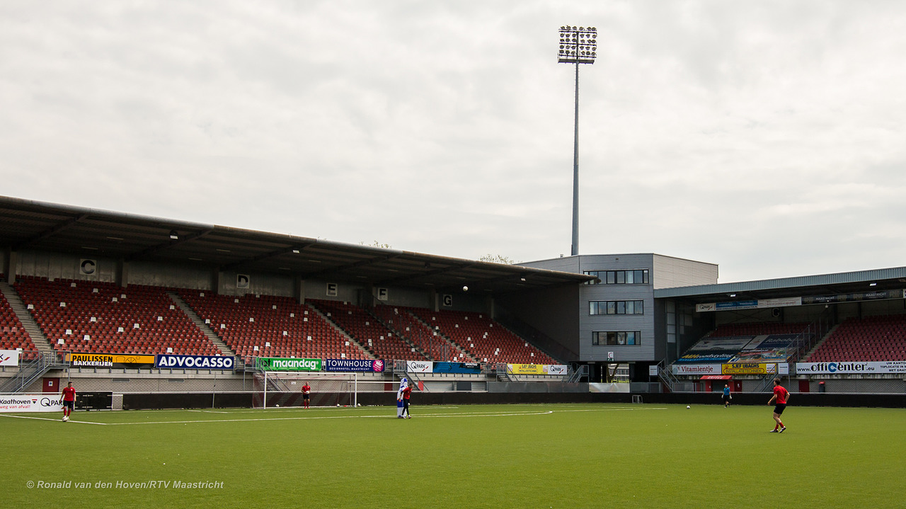 Afgang MVV in Leeuwarden: 4-0 nederlaag