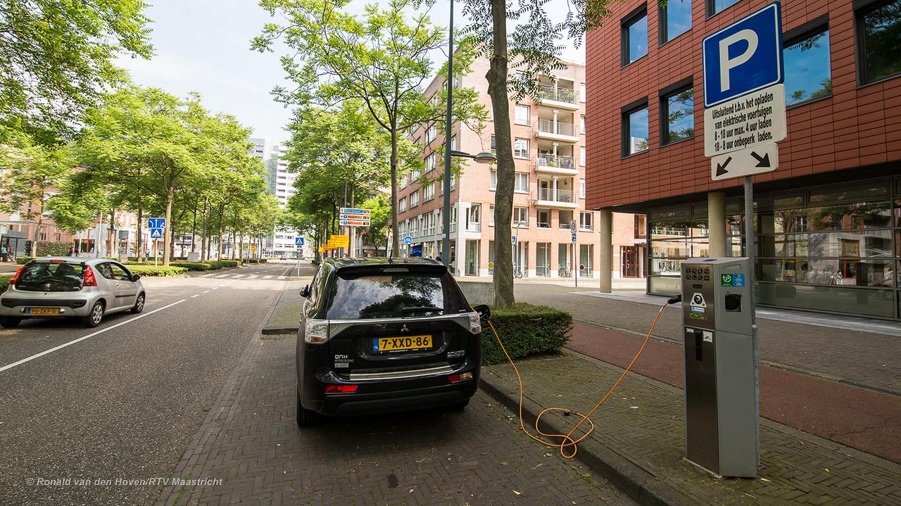 Meer Oplaadpunten Voor Elektrische Auto S Rtv Maastricht