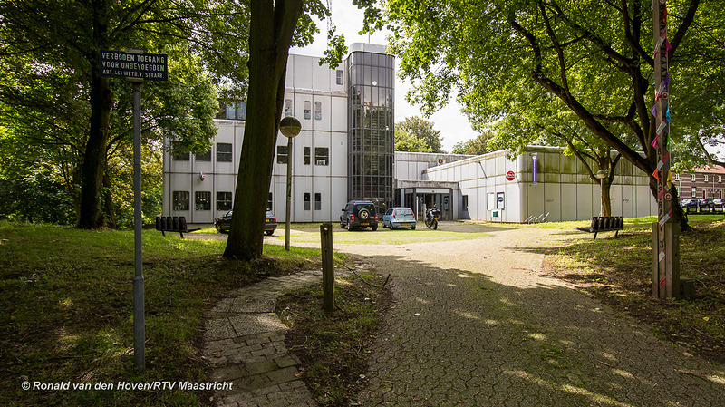 ROZ gebouw oud L1 muziekgieterij bankastraat