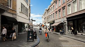 Meeste winkels per inwoner in Maastricht