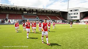 MVV kan play-offs binnenhalen tegen Jong PSV