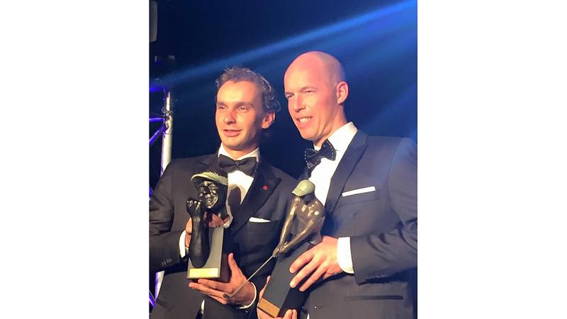 Rob Mouwen beste golfprofessional van Nederland (+ VIDEO)