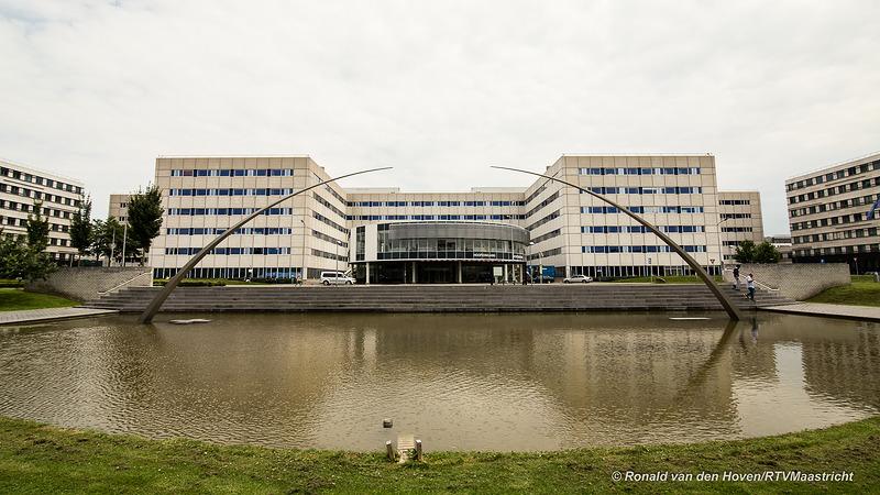 AZM ziekenhuis.foto: Ronald van den Hoven/RTV Maastricht.