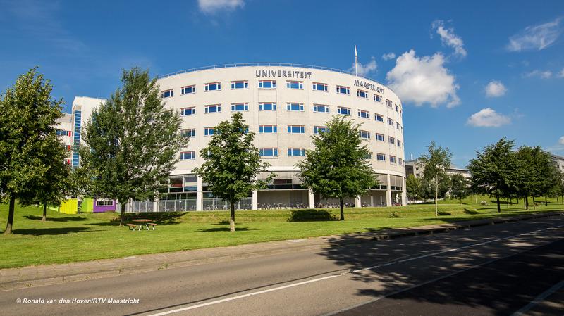 universiteit.  foto: Ronald van den Hoven/RTV Maastricht.
